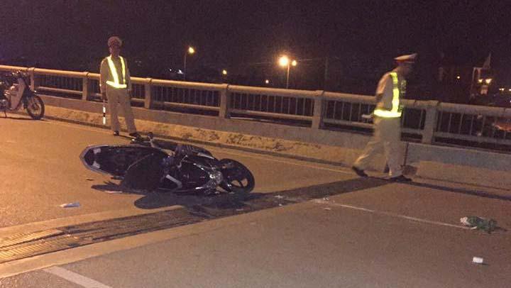 TP Bắc Giang: Một người tử vong vì tự ngã xe máy
